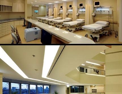 Iluminação Hospitalar